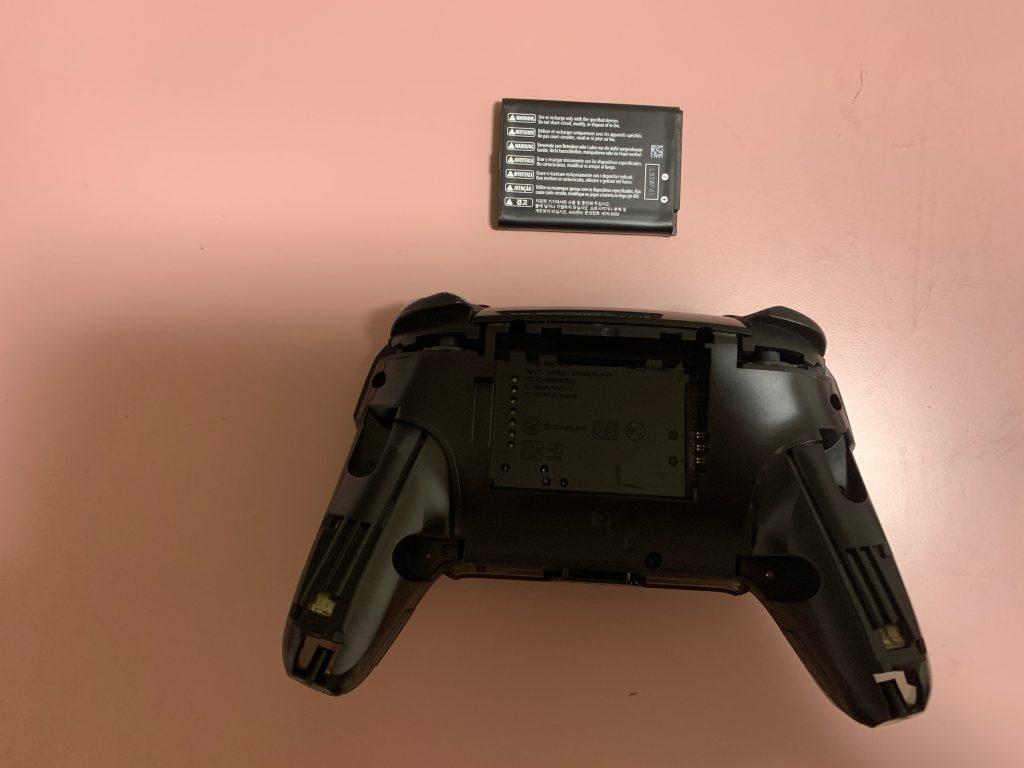 Nintendo Switch プロコン スティック分解5