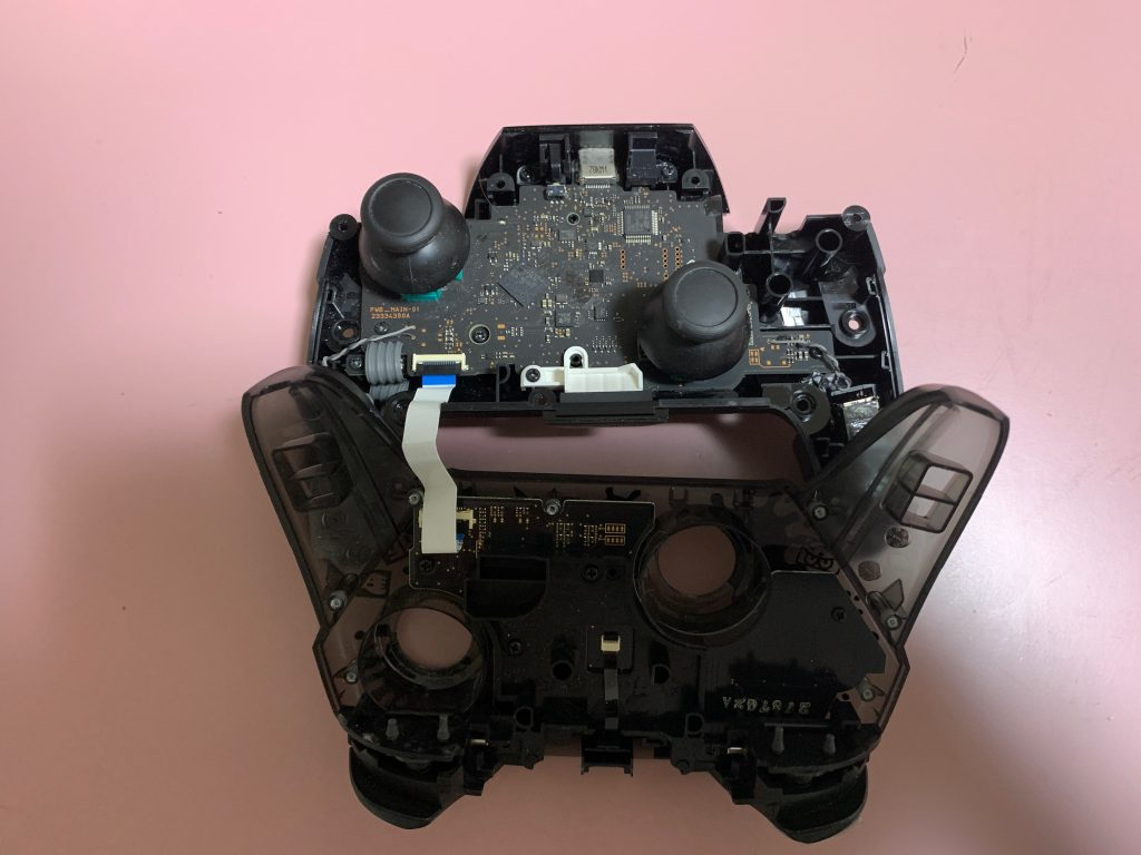 Nintendo Switch プロコン スティック分解8