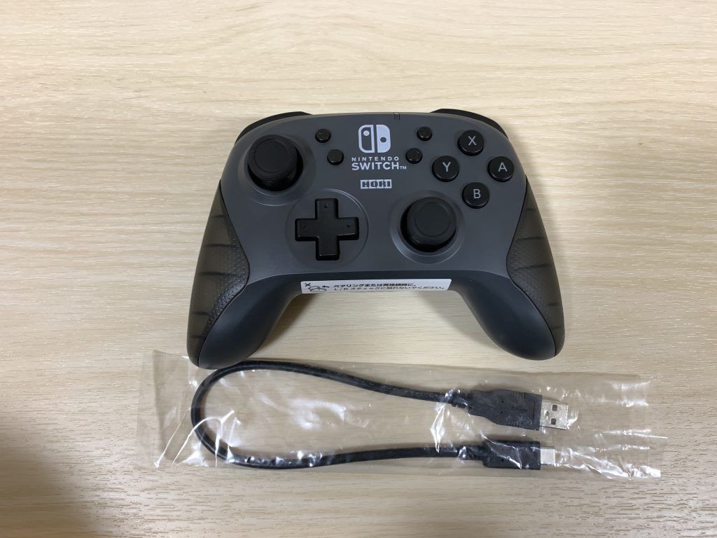 Nintendo Switch ホリパッド中身